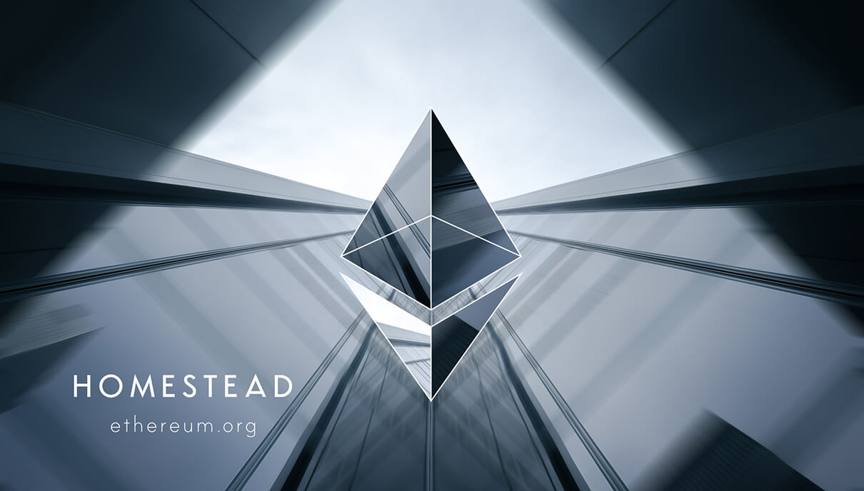 ethereum phasen homestead release